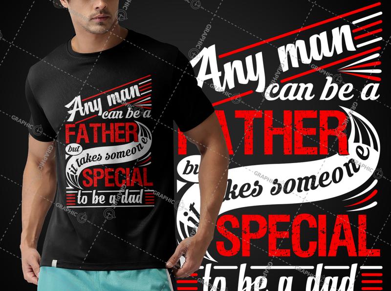 Father's Day Vintage Typography Custom T-shirt Design papa dad happy tshirt tee shirt vector vintage design typography t-shirt design logodesign illustration funny tshirt