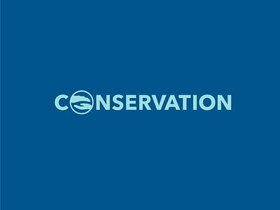 Ocean Conservation hand logo marine conservation logo whale