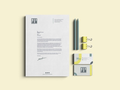 Morfo Architecture Stationary