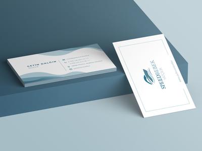 Speed Bebek Business Card Design