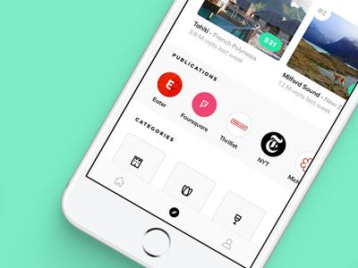 Hop - Teleportation App