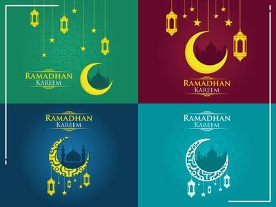 Greetings Ramadan Kareem
