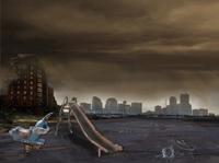 Apocalyptic playground