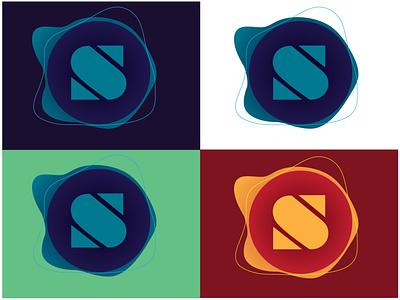 Sound 360 Logo Design -  30 Days Challenge Logocore web design logocore 360 sound web weeklywarmup challenge logo branding dailyui ux illustration webdesign design ui