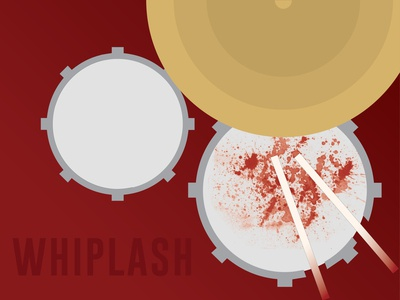 Favorite Film Icon - Whiplash