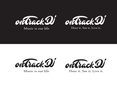 Ontrack DJ Branding Version 1.0
