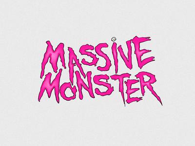 Massive Monster