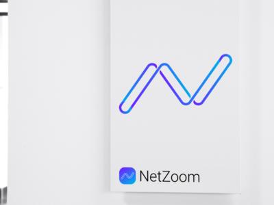 N Letter Logo Design