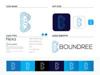 B Letter Mark Logo