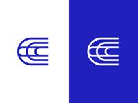 E monogram
