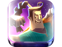"Icon for the ""Samson"" app"