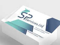 SP Services Graphic Identity