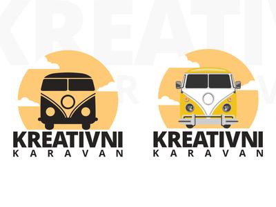 Creative Caravan Logos