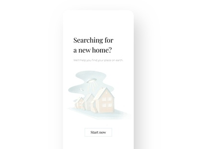 Product illustration challenge: 02 Searching procreate product illustration product design ui design illustration adobe illustrator