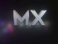 Design to the MX letterform mx warmup blender 3d animation 3d playoff logitech