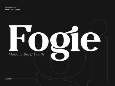 Fogie - Serif Font Family
