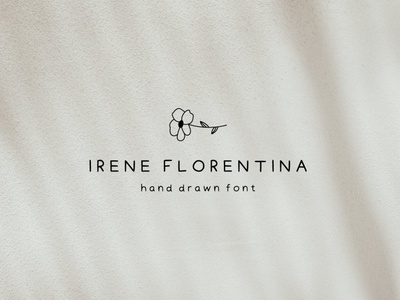 Hand-Drawn Font with Illustrations illustrations illustration modern font sans serif display font design branding graphic design lettering handlettering typography font design hand-lettering handwriting hand-written hand-drawn typefaces typeface fonts font