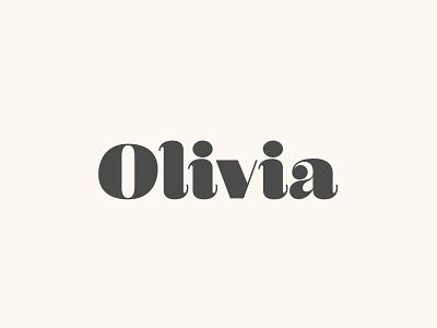 Olivia - Curvy Font logodesign branding design playful font classic font display font serif font logotype vintage typeface graphic design graphicdesign retro font lettering logo fonts vintage font typefaces typeface typography fonts font design font