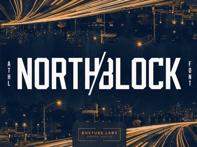 North Block Font