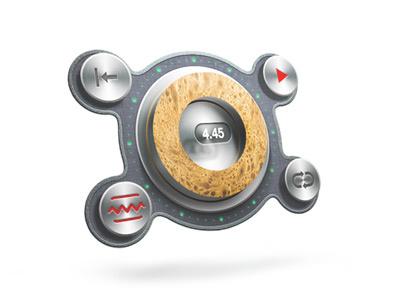 Ringtonium element element detail wheel