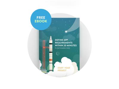 ebook 'App requirements' ebook book app requirements rocket space start