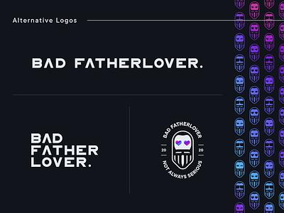 BAD FTLV.   Alternative Logos web motion ui photoshop design vector online shop typography texture icon ilustrator logo design branding brand logo