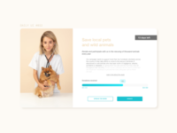 DAILY UI #032 |Crowdfunding Campaign
