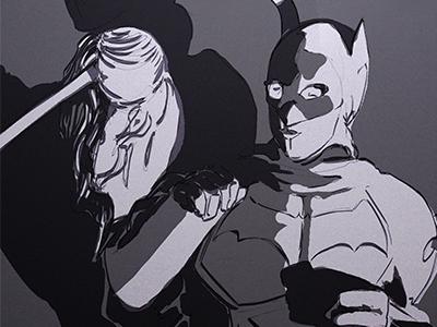 Batwomen vs Floorcloth