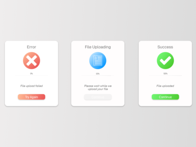 DailyUI#011 | Flash Messages