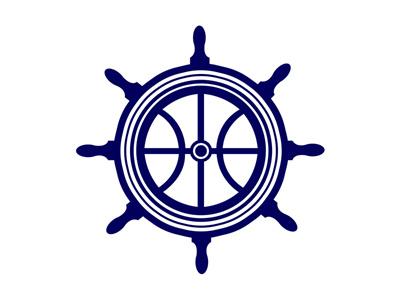 Bangor Mariners Basketball Club logo design sports logo design brand identity