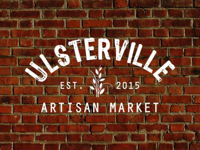 Ulsterville Artisan Market logo design