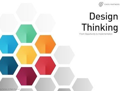 Design Thinking Booklet Cover