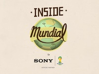 Inside mundial logo fifa version