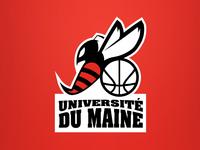 Le mans Bee basketball team logo