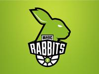 melty's basketball team logo