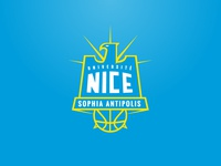 Nice Basketball Team Logo