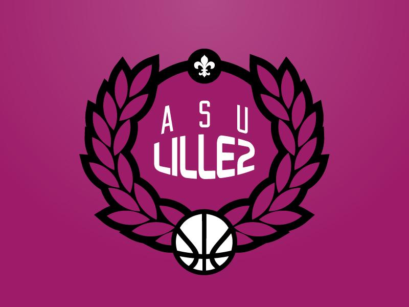 Lille2 basketball team logo