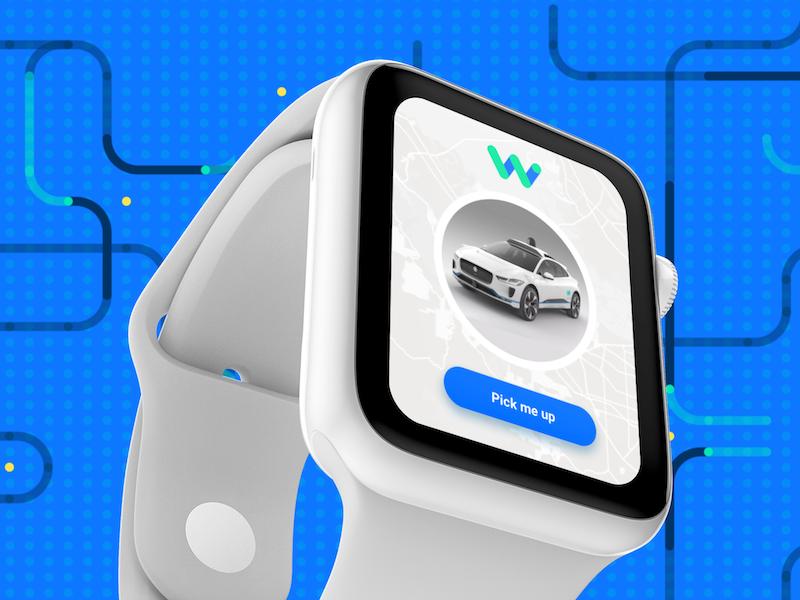 Waymo Self Driving Car Inspector Gadget Concept Future Watch