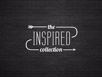 Inspired Collection logo concept