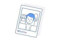 BlueVine Illustration