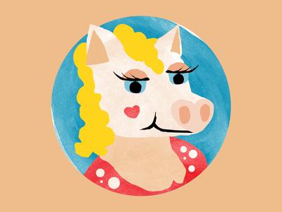 Uovok 2015 Tattoo piggy tattoo kids children icons illustration