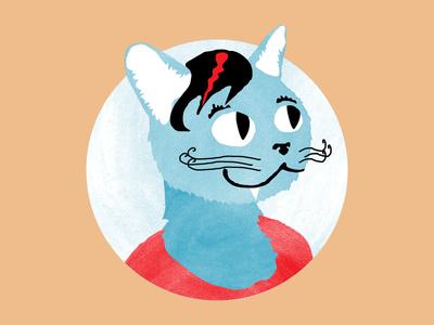 Uovok 2015 Tattoo4 cat tattoo kids children icons illustration