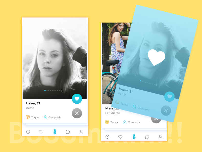boom dating app speech about dating