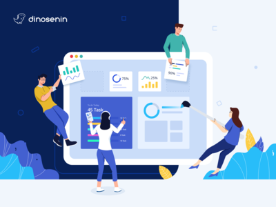 Dinosenin Hello Dribbble