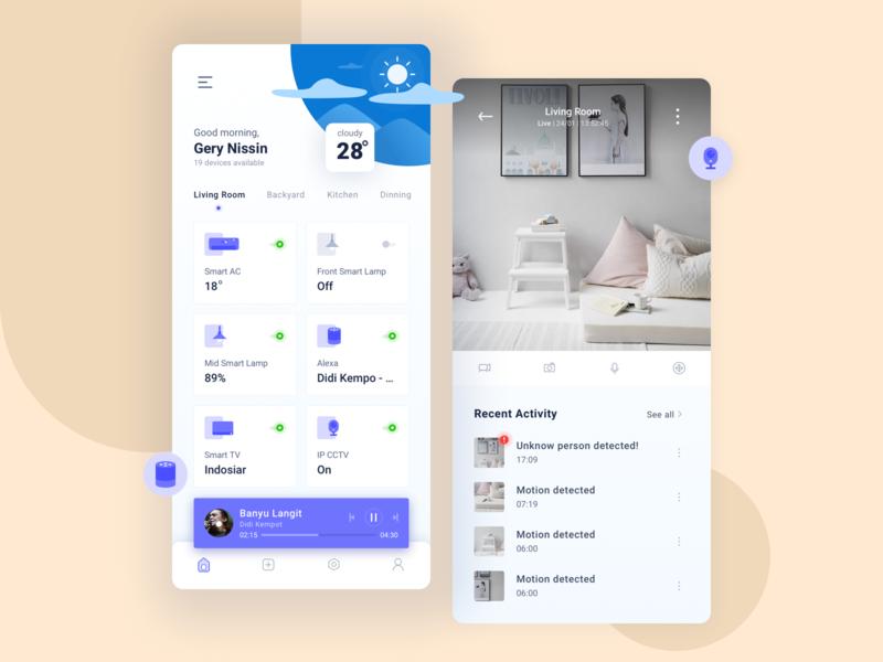 IPV Smart Home app