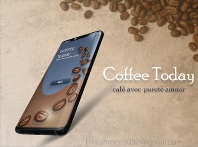 Coffee Today - café avec pureté amour | I