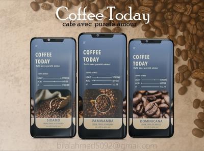 Coffee Today - café avec pureté amour | II