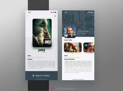 Movies & Artists