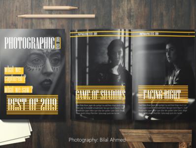 Photographic Eyes ' Magazine - XD