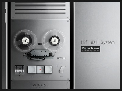 Hifi Wall System